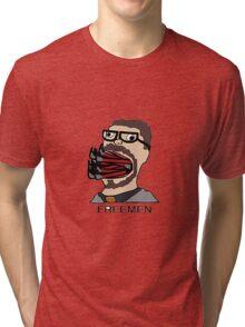 CROWBARS Tri-blend T-Shirt