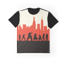 City Defenders Graphic T-Shirt