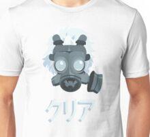Clear. Unisex T-Shirt
