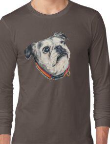 Olive Long Sleeve T-Shirt