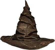 Harry Potter - Sorting Hat by 0Chara