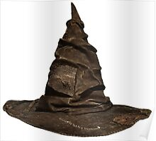 Harry Potter - Sorting Hat Poster