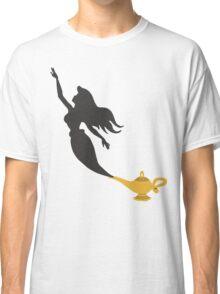 Mermaid - Genie Lamp Classic T-Shirt