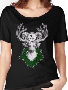 King of the Forest  Women's Relaxed Fit T-Shirt