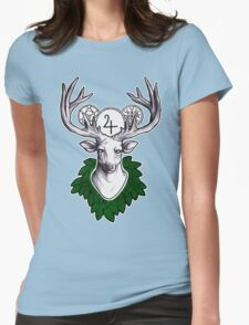 King of the Forest  Womens Fitted T-Shirt