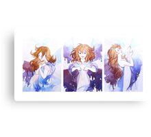 Faith, Hope, and Love Trio Canvas Print