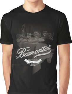 Bamontes Gotham Graphic T-Shirt