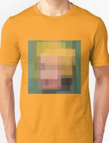 Warhol: Marilyn (computer-generated abstract version Unisex T-Shirt