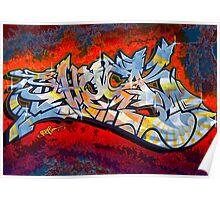 Graffiti Shock Poster