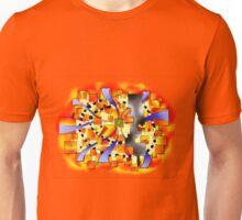 Deselia V3 - abstract digital artwork Unisex T-Shirt