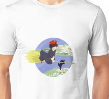 Delivery Witch Unisex T-Shirt