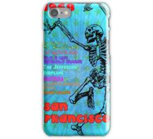 PSYCHEDELIC SAN FRANCISCO - 1968 iPhone Case/Skin