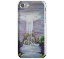 Fantasy Falls iPhone Case/Skin