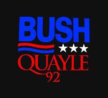 BUSH/QUAYLE '92 Unisex T-Shirt