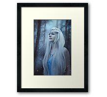 Snow Queen Framed Print