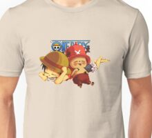 (Kids) Luffi and Chopper - One Piece Unisex T-Shirt