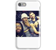 LBJ, Klove, Drew iPhone Case/Skin