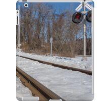 HDR Train Tracks iPad Case/Skin