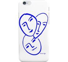 Three Masks by Matisse iPhone Case/Skin