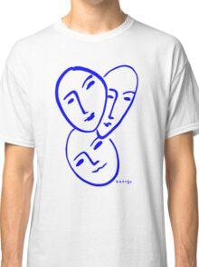 Three Masks by Matisse Classic T-Shirt
