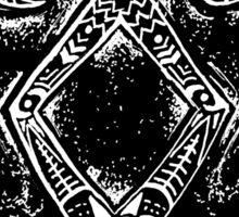 Graceful Angelic Rune- Inverted Sticker