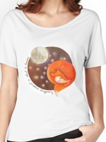 Something magical is about to happen. Women's Relaxed Fit T-Shirt