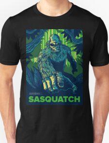 Summer Sasquatch T-Shirt