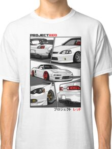 [R]aw Power Champion White Edition Classic T-Shirt