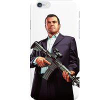 GTA - GTA 5 - Michael iPhone Case/Skin