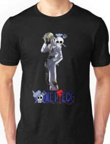 Sanji - One Piece 03 Unisex T-Shirt