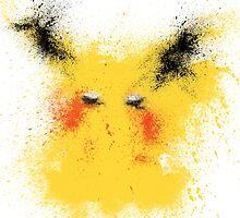 Pikachu  by Leeiigghhttoon
