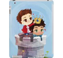 Hale Kingdom iPad Case/Skin