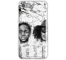Black Hippy iPhone Case/Skin