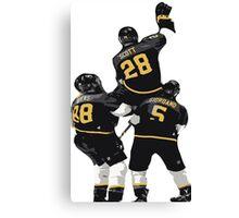 John Scott NHL All Star Game MVP 2016  Canvas Print