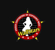 New RED WALLSTAR Men's Baseball ¾ T-Shirt