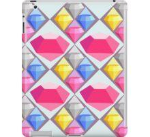 quarts & diamond  iPad Case/Skin