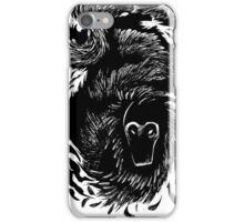 Friends with Misery - Anger iPhone Case/Skin