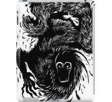 Friends with Misery - Anger iPad Case/Skin