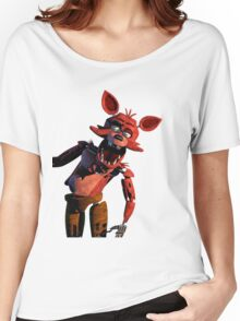 Foxy Knows Best Women's Relaxed Fit T-Shirt