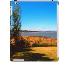 View from Armstead Estate Winery Knowsley VIC Australia (Lake Eppalock) iPad Case/Skin