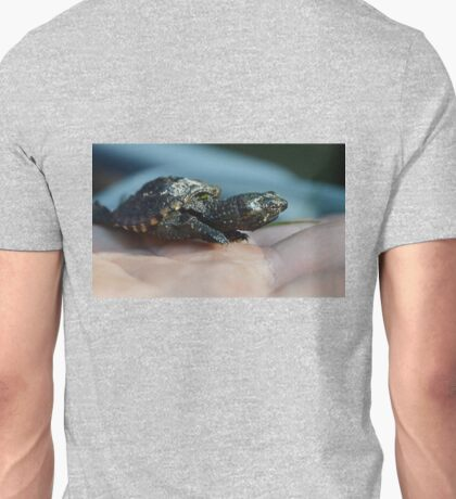 Baby Snapping Turtle #2 Unisex T-Shirt
