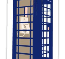 The Phone Booths Sticker