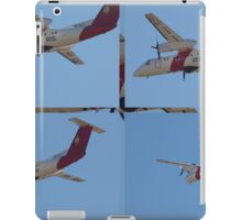 Boarder force iPad Case/Skin