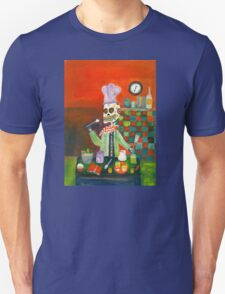 Chef - Day  of the Dead T-Shirt
