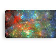 Sea Galaxies Metal Print