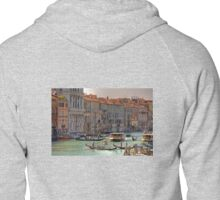 Messing about in boats Zipped Hoodie