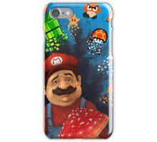 8 bit madness iPhone Case/Skin