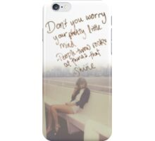 "Taylor Swift: ""Ours"" phone case iPhone Case/Skin"