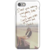 """Taylor Swift: """"Ours"""" phone case iPhone Case/Skin"""