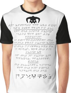 Prophecy of the Dragonborn Graphic T-Shirt